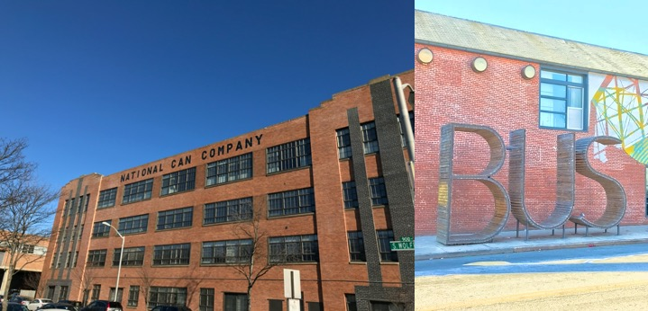 Baltimore's National Can Company
